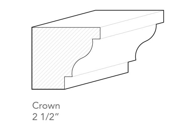 Interior trim northwest door sash for Interior trim materials