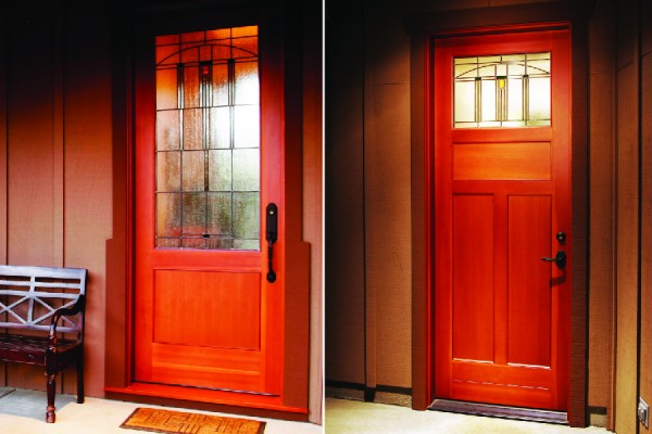 Single Swing Doors Northwest Door Amp Sash